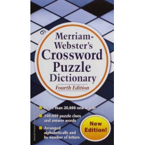 Merriam Webster's Crossword Puzzle Dictionary by Merriam-Webster Inc., 9780877798194