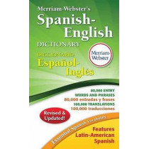 Merriam-Webster's Spanish-English Dictionary by Merriam-Webster Inc., 9780877798248