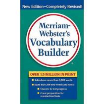 M-W Vocabulary Builder by Mary Wood Cornog, 9780877798552