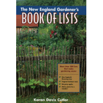 The New England Gardener's Book of Lists by Karan Davis Cutler, 9780878332250