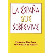 La Espana que sobrevive by Fernando Diaz-Plaja, 9780878406319