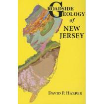 Roadside Geology of New Jersey by David P Harper, 9780878426003