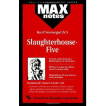 MAXnotes Literature Guides: Slaughterhouse-Five by ,Tonnvane Wiswell, 9780878910458