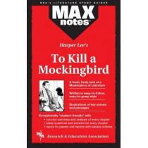 MAXnotes Literature Guides: To Kill a Mockingbird by Anita Davis, 9780878919468