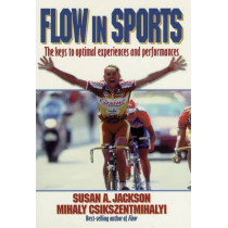 Flow in Sports by Susan Jackson, 9780880118767