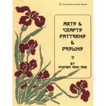 Arts & Crafts Patterns & Designs by Phoebe Ann Erb, 9780880451567