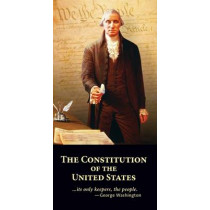 The Constitution of the United States, with Index, and the Declaration of Independence by National Center for Constitutional Studies, 9780880801447