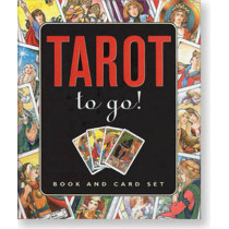 Tarot to Go! by Rosalind Simmons, 9780880882491