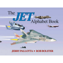 The Jet Alphabet Book by Jerry Pallotta, 9780881069174