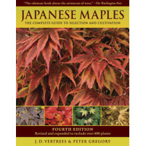 Japanese Maples by J.D. Vertrees, 9780881929324