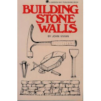 Building Stone Walls by John Vivian, 9780882660745