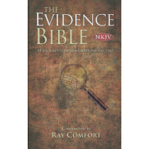 NKJV Evidence Bible by Ray Comfort, 9780882705255