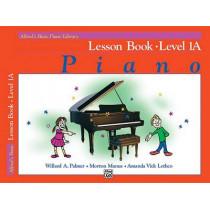Lesson Book: Level 1A by Willard Palmer, 9780882847887