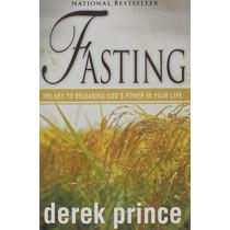 Fasting by Derek Prince, 9780883682586