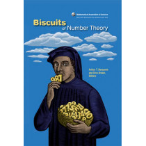 Biscuits of Number Theory by Arthur T. Benjamin, 9780883853405