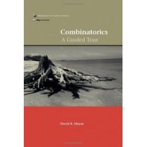 Combinatorics: A Guided Tour by David R. Mazur, 9780883857625