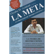 La Meta: Un Processo de Mejora Continua by Eliyahu M Goldratt, 9780884271642