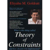 Theory of Constraints by Eliyahu M. Goldratt, 9780884271666