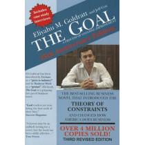 The Goal: A Process of Ongoing Improvement by Eliyahu M Goldratt, 9780884271956
