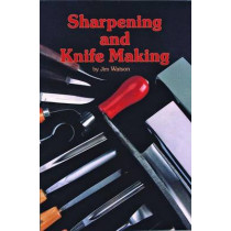 Sharpening and Knife Making by Jim Watson, 9780887401183