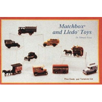 Matchbox and Lledo Toys by Edward Force, 9780887401275