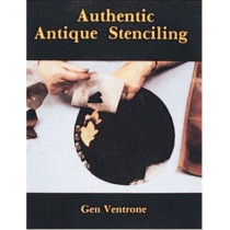 Authentic Antique Stenciling by G. Ventrone, 9780887401404