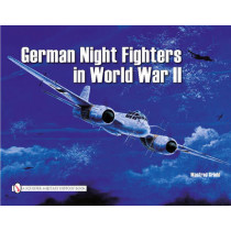German Night Fighters by Manfred Griehl, 9780887402005