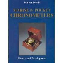 Marine and Pocket Chronometers by Hans Von Bertele, 9780887403033