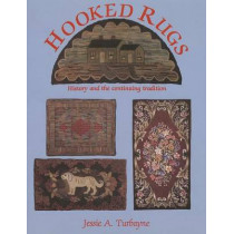 Hooked Rugs by Jessie A. Turbayne, 9780887403705