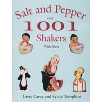 1001 Salt & Pepper Shakers by Larry Carey, 9780887406072