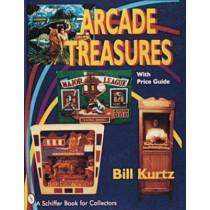Arcade Treasures by Bill Kurtz, 9780887406195