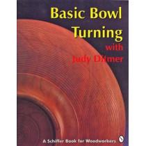 Basic Bowl Turning with Judy Ditmer by Judy Ditmer, 9780887406270