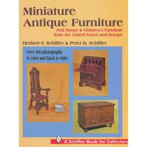 Miniature Antique Furniture by Herbert Schiffer, 9780887408823