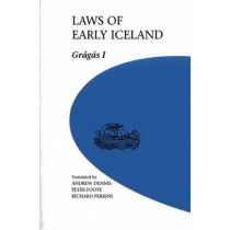 Laws of Early Iceland: Gragas I by Andrew Dennis, 9780887556951