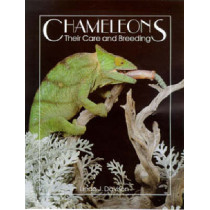 Chameleons: Their Care & Breeding by Linda J. Davison, 9780888393531