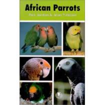 African Parrots by Rick Jordan, 9780888394446