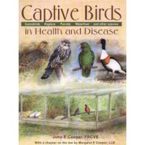 Captive Birds in Health & Disease by John E. Cooper, 9780888395382