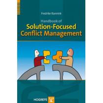Handbook of Solution-Focused Conflict Management by Bannink, 9780889373846