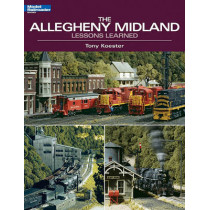 The Allegheny Midland by Tony Koester, 9780890247709