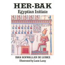 Her-Bak by Isha Schwaller De Lubicz, 9780892810024