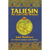 Taliesin: The Last Celtic Shaman by John Matthews, 9780892818693