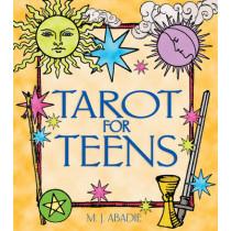 Tarot for Teens by M. J. Abadie, 9780892819171