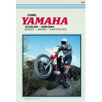 Yam Xt125-250 80-84 by Ron Wright, 9780892873876