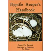 Reptile Keeper's Handbook by Susan M. Barnard, 9780894649332