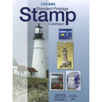 Scott 2013 Standard Postage Stamp Catalogue Volume 4 J-M by Charles Snee, 9780894874727