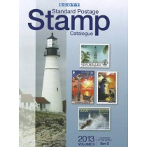 2013 Scott Standard Postage Stamp Catalogue Volume 6 Countries of the World San-Z by Charles Snee, 9780894874741