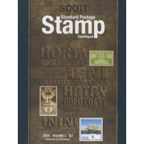 Scott Standard Postage Stamp Catalogue, Volume 3: Countries of the World: G-I by Charles Snee, 9780894874901