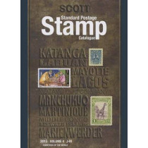 Scott 2015 Standard Postage Stamp Catalogue, Volume 4: Countries of the World J-M by Charles Snee, 9780894874918