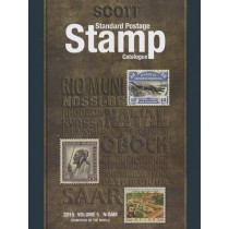Scott 2015 Standard Postage Stamp Catalogue Volume 5: Countries of the World N-Sam by Charles Snee, 9780894874925