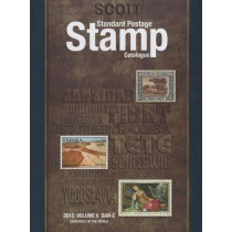 Scott 2015 Standard Postage Stamp Catalogue Volume 6 Countries of the World San-Z by Charles Snee, 9780894874932